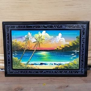Painted Tile from Mexico